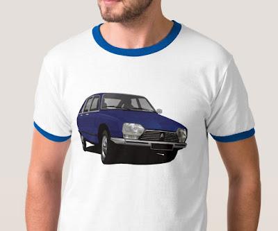 Citroen GS paidat