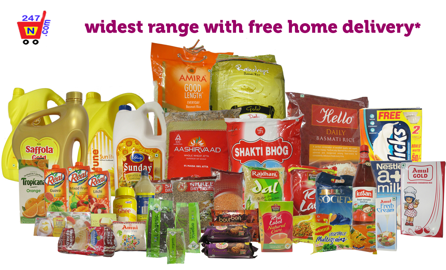 Www Dailyneeds247 Com Online Supermarket Grocery Home