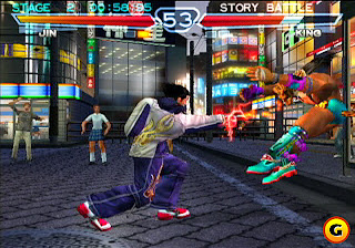 Tekken 4 (PS2) 2002