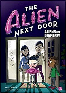 The Alien Next Door 2: Aliens for Dinner?!