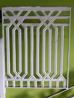 Contoh produk Railing Balkon Besi Tempa Mewah
