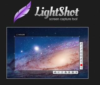 أداة LightShot