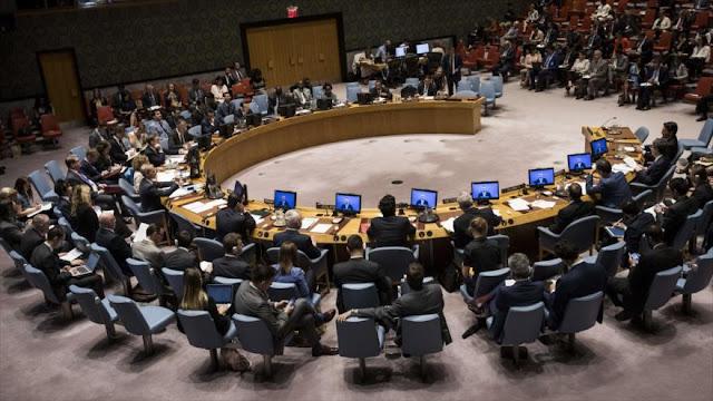 EEUU bloquea iniciativa rusa sobre el proceso de paz en Palestina