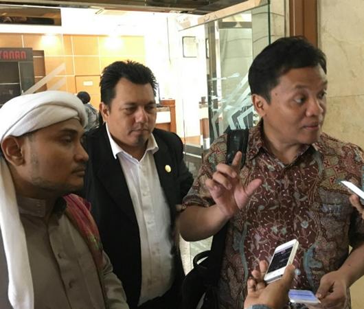 Sebut 'Mudik Neraka', Habiburokhman Dipolisikan Mahasiswa