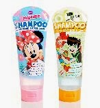, H&A  Disney Shampoo Review and Competition