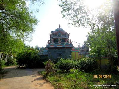 The Temples of Karuvazhakarai!