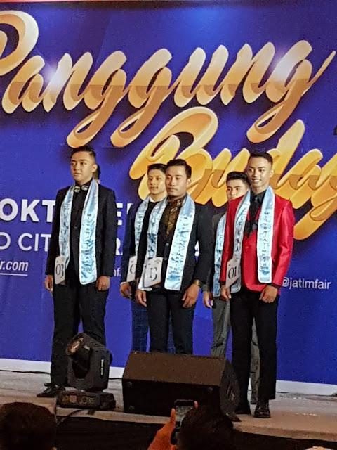 Duta Trenggalek Menjadi Top 3 Mister and Miss Jatim Fair (MMJF) 2018