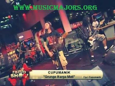Mp3 Gratis Cupumanik - Grunge Harga Mati