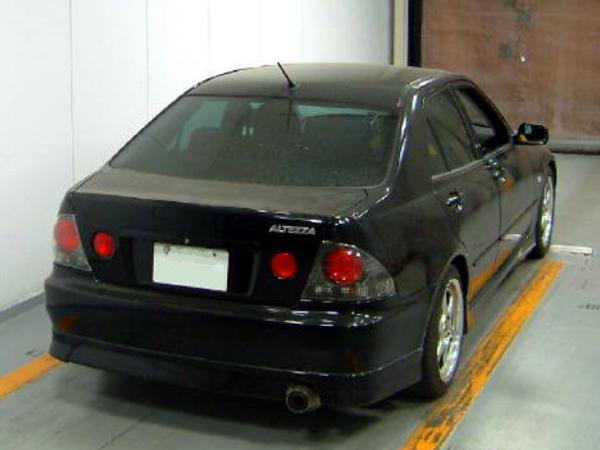 Orient Shokai trading, Japan: 2002 TOYOTA ALTEZZA RS200 Z