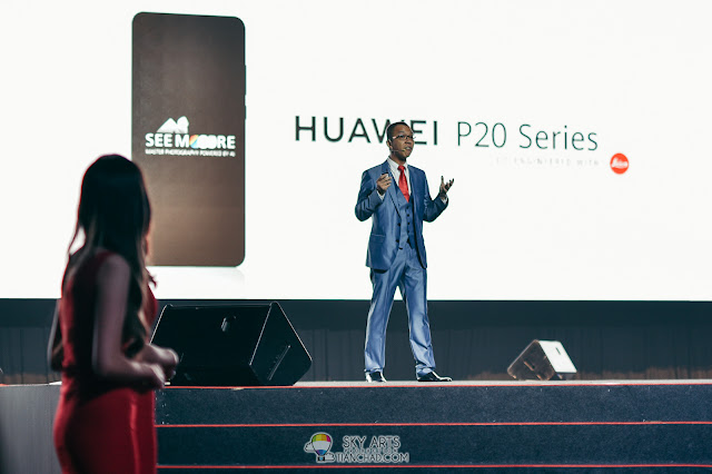 Huawei P20 and P20 Pro Launch In Malaysia at Sunway Pyramid Convention Centre. Price in Malaysia