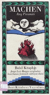 Babil Kitaplığı 22 - Arthur Machen - Ateş Piramiti
