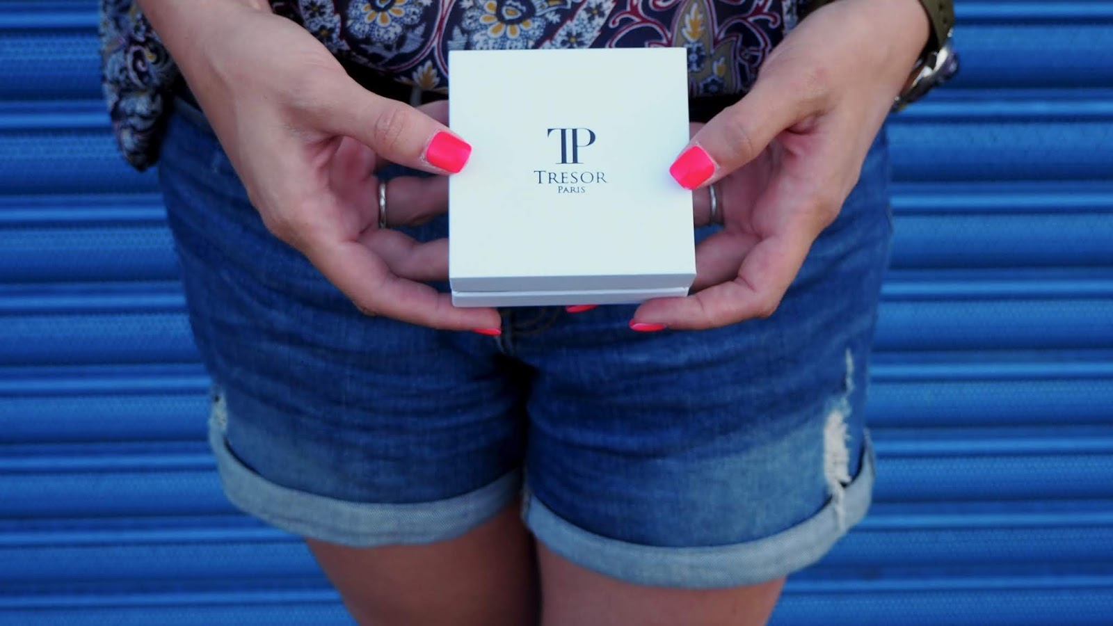 Tresor Paris Jewellery Gift Box