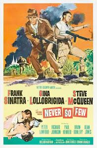 Never So Few Poster