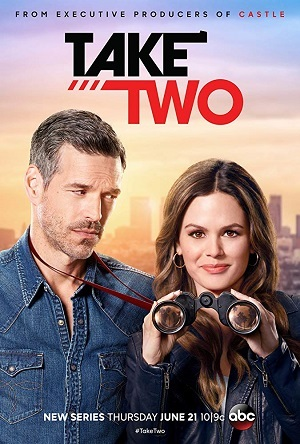 Take Two - 1ª Temporada Legendada Séries Torrent Download capa