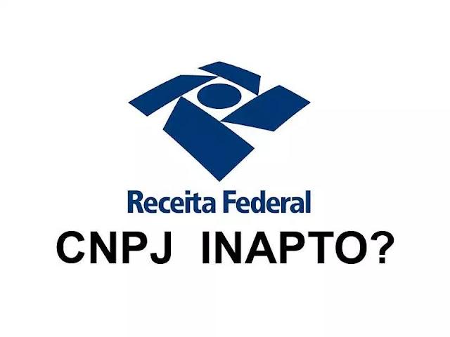 Regularização de CNPJ inapto