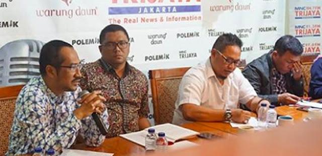 Debat Sengit, Abraham Samad Patahkan Tudingan Masinton Pasaribu