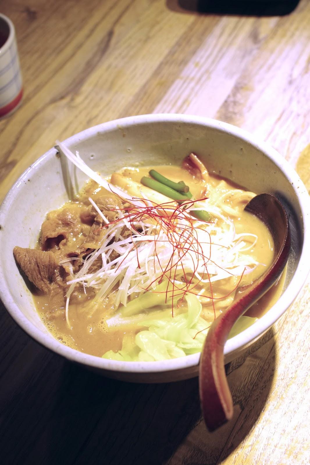 z11 & Gadda 的美食生活: 京都第一天 中村藤吉 & 和釀良麵