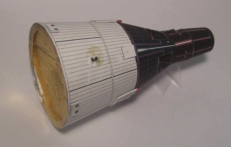 paper spacecraft models - photo #36
