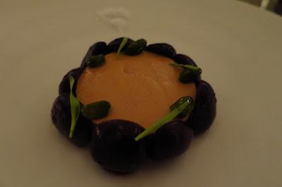 Belon, foie gras torchon