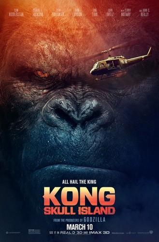 Kong: La isla calavera (2017) [BRrip 720p] [Latino] [Fantástico]