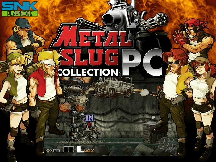 Mengatasi Semua Error Pada Saat Instal Metal Slug Collection PC Game