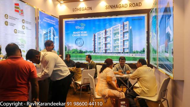 Golden Bricks Properties Group, Golden Winds Lohegaon,