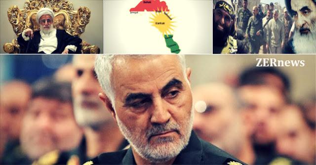 İran Irak Haşdi Şabi Kasım Süleymani Saldırı