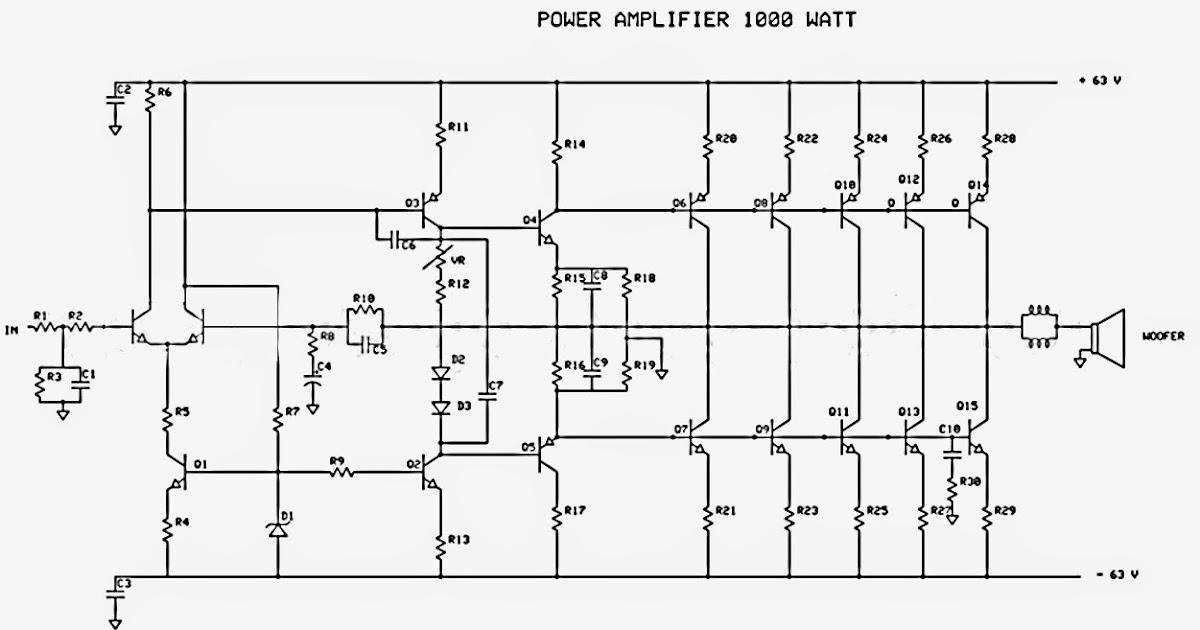 power amplifier 1000 watt audio sound system. Black Bedroom Furniture Sets. Home Design Ideas