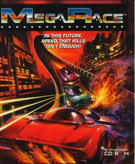 MegaRace 1+2 PC Full [GOG] [MEGA]
