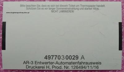 Bilet - Wiedeń