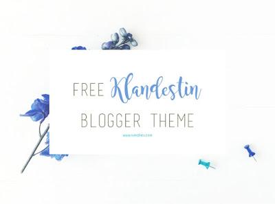 free-klandestin-blogger-theme