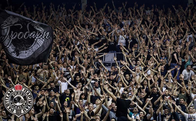 Promovisan novi dres košarkaša Partizana (FOTO+VIDEO