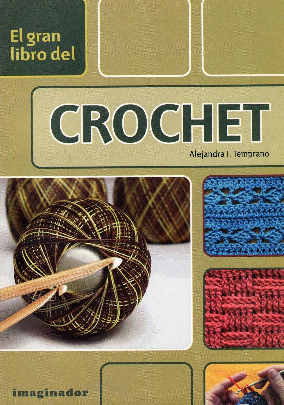 El Gran Libro de Crochet