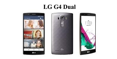 Harga LG G4 Dual Baru, Harga LG G4 Dual Bekas, Spesifikasi LG G4 Dual