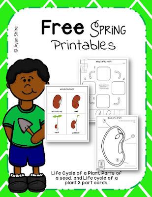 https://www.teacherspayteachers.com/Product/Free-Spring-Printables-2440875