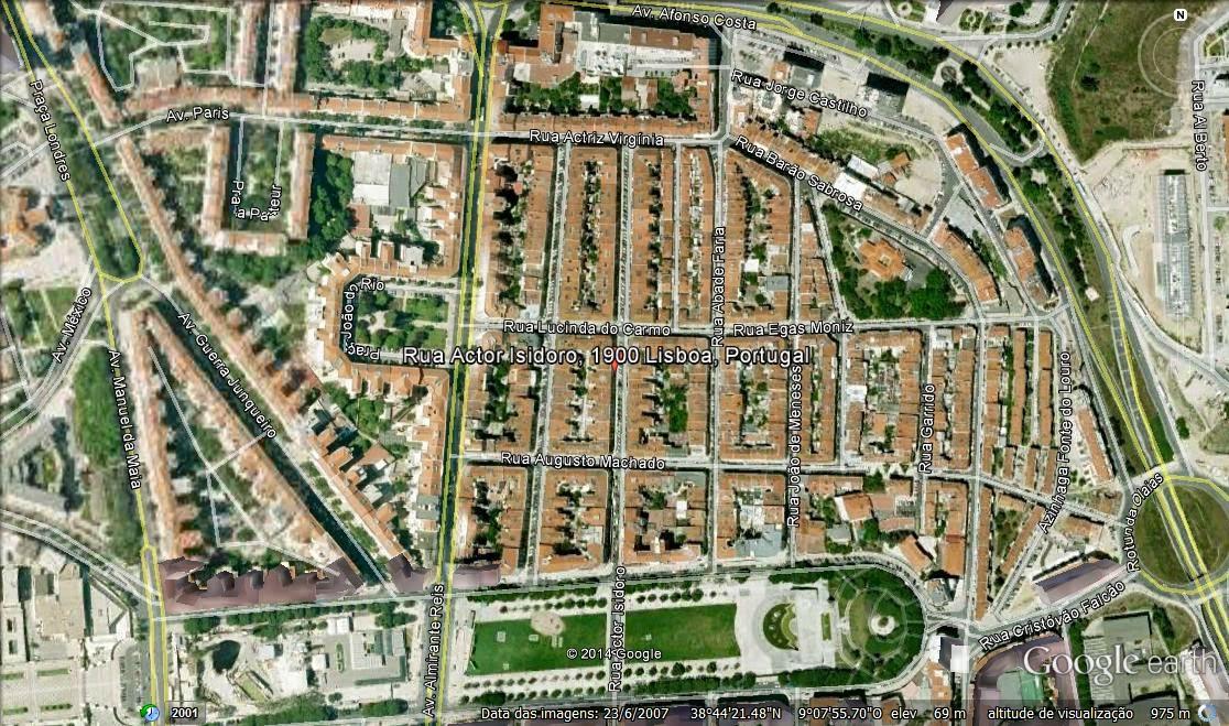 bairro dos actores lisboa mapa RUAS DE LISBOA ALGUMA HISTÓRIA: RUAS DE LISBOA NOMES DE  bairro dos actores lisboa mapa