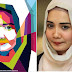 Zaskia Sungkar in WPAP by Rahman Kamal