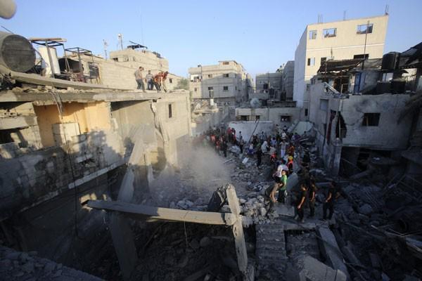 Konflik Suriah dan Konflik Banyak Negara
