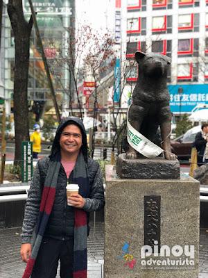 HACHIKO MEMORIAL STATUE