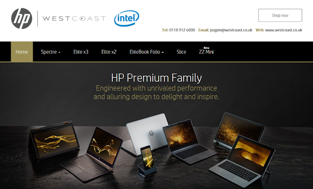 Top tier sales made easy: Welcome to the new HP Premium website