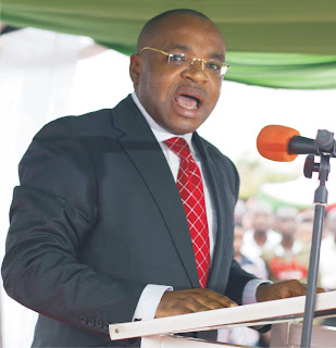 We will continue to improve the transport sector – Gov. Emmanuel