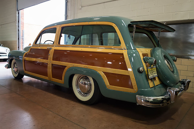 1951 Woody Wagon