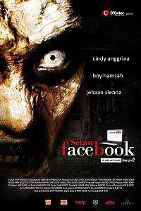 Poster Film Setan Facebook