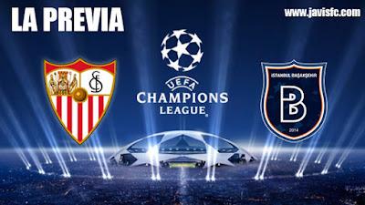 Previa Sevilla FC - İstanbul Başakşehir