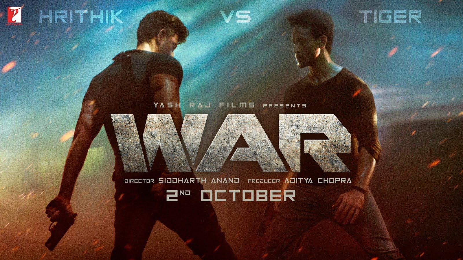 War Full Movie Trailer Download