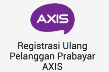 Cara Registrasi Kartu Exis Dengan Mudah