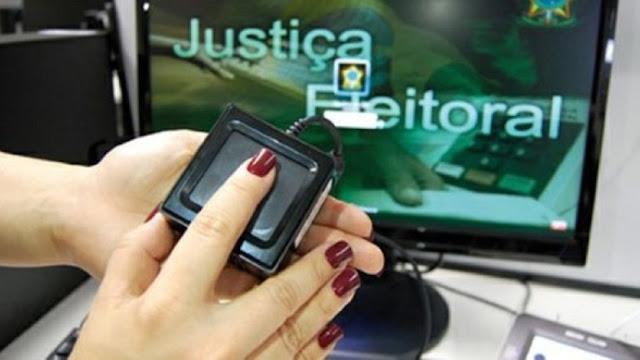Mais 75,8 mil eleitores do Vale farão cadastramento biométrico