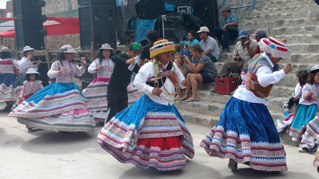 fiesta in Malata Colc Canyon