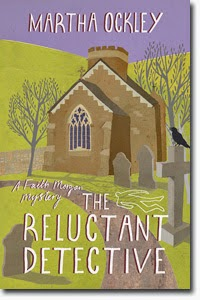 The Reluctant Detective cover