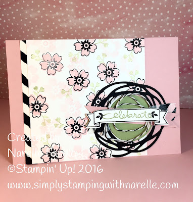 Make Your Own Paper - Simply Stamping with Narelle - http://www3.stampinup.com/ECWeb/default.aspx?dbwsdemoid=4008228
